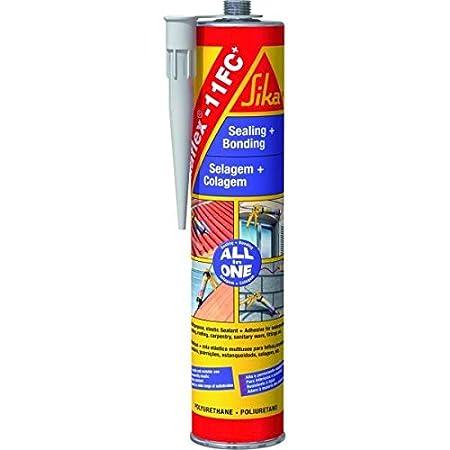 Sticker TPU sikaflex-11fc Light Grey 300 ml : Amazon co uk