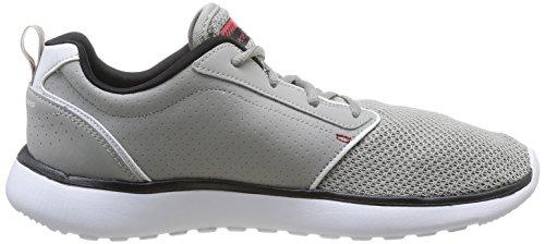 Lgbk Sneakers uomo da Grigio Counterpart Grigio Skechers 6qYzBBO