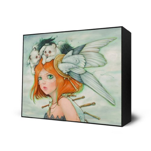 - Grassland Goddess Mini Art Block