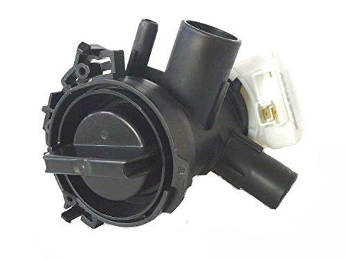 SpareHome Bomba desagüe para lavadoras Bosch Siemens y Balay ...