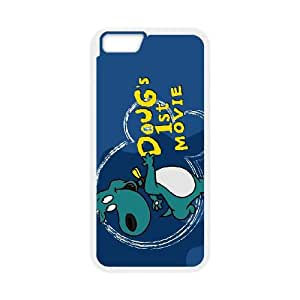 Doug'S 1St Movie iPhone 6 Plus 5.5 Inch Cell Phone Case White yyfabc_180058
