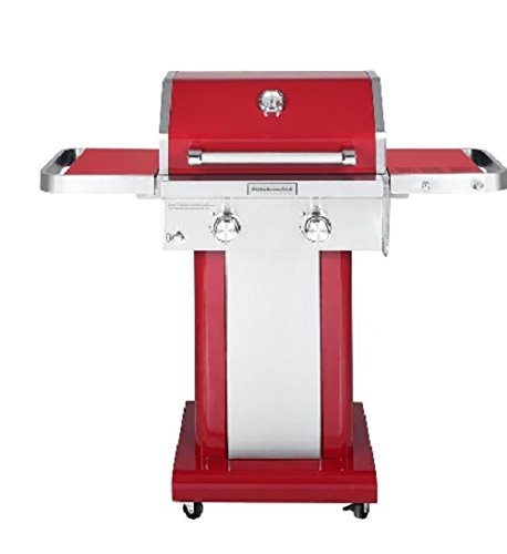 outdoor grill kitchen aid - 8