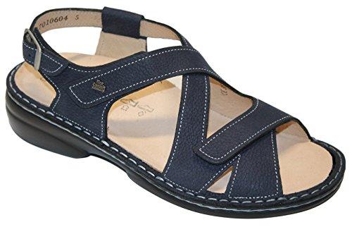 Sandalo Soft Sottopiede Finn Comfort Leawood Bli ETwFFAq
