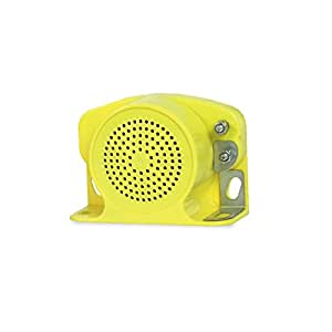 Amazon.com: Velvac 697097 Back-up Speaker Alarm: Automotive