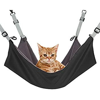 Amazon.com : Kitty Hammock - Cream : Cat Hammock Bed : Pet