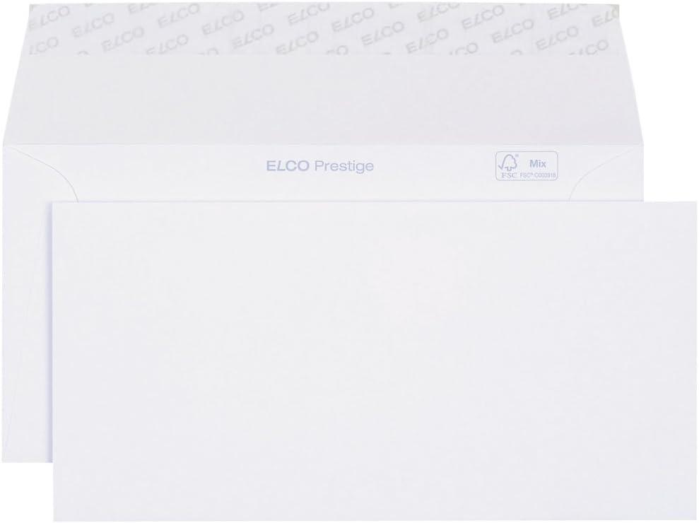 wei/ß Dinlang Elco 30778 Premium Briefumschlag 80 g