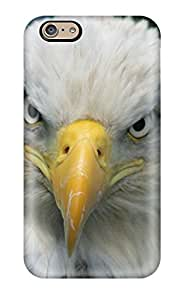 Brandy K. Fountain's Shop New Style Top Quality Case Cover For Iphone 6 Case With Nice Bald Eagle Appearance 3706804K71508704