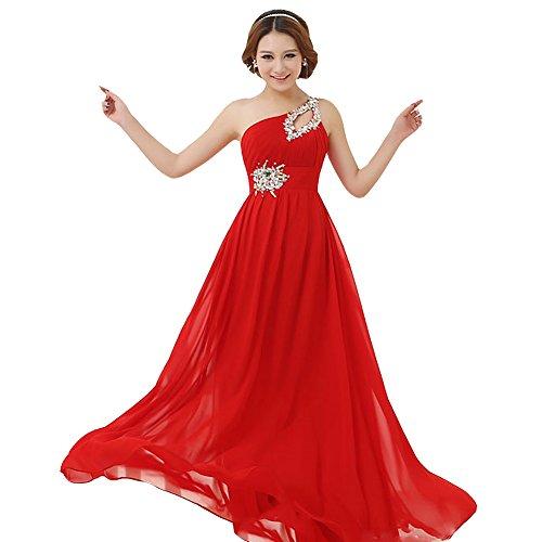 Vestito Donna Monospalla Drasawee Monospalla Red Monospalla Red Donna Drasawee Vestito Drasawee Donna Vestito qwX5xdAq