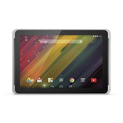 HP 10 Plus 10.1-Inch 16 GB Tablet (Silver)