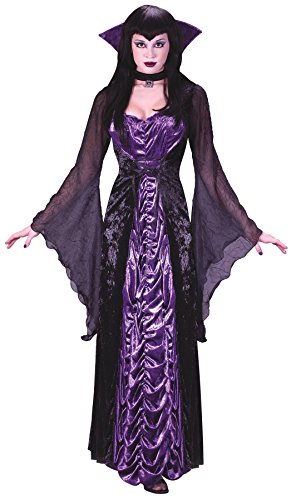 Countess of Dark Adult - (Countess Dracula Costume)