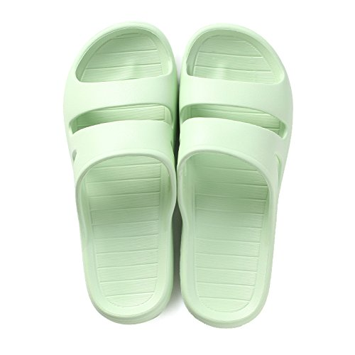 morbido DogHaccd cool interni pantofole femmina estivi chiaro fondo maschio bagno bagno Giovane home Verde sandali antiscivolo home pantofole casa qWr6YqwF