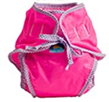Kushies Swim Diaper, Large - Pink