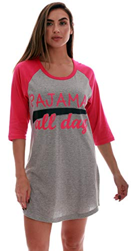 Just Love Sleep Dress for Women Sleeping Shirt Nightshirt 6084-246-M