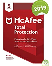 Save on McAfee Total Protection 5 Devices