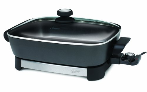 Electric Frying Pan - 9