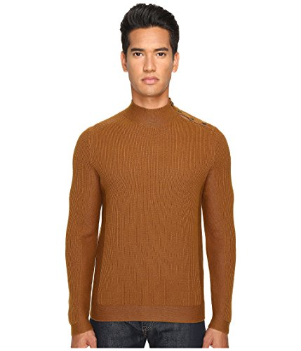 Nylon Mock Turtleneck - 4