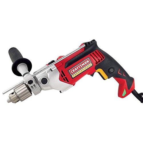 Craftsman Professional 28129 8.0 Amp Corded 1/2