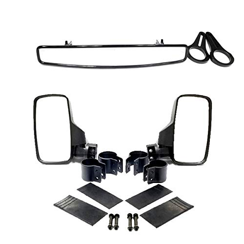 - 2014-2018 Polaris RZR XP 1000 Side and Rear View Mirror Kit
