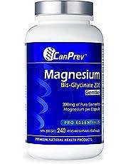 CanPrev Magnesium Bis-Glycinate 200 Gentle 240 v-caps
