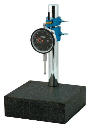 Fowler 52-580-109 AGD Black Face Indicator and Stand Combo, 0.001