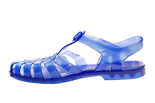 Andrés Plástico Sandalias Am188 Am188dunkelblau Machado Oscuro Azul De 6xqwdHSwf