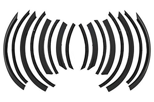 KITT WAMBGLEW166AMG Fender Flares Wheel Arches 2015 AMG Design KITT Tunning