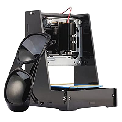 Mango 500MW USB DIY Mini Laser Cutter Engraver 3D Laser Engraving Machine DIY Laser Printer JZ-5