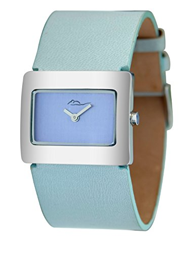 Moog Paris Supra Women's Watch with Blue Dial, Blue Strap in Genuine Leather - M41642-001