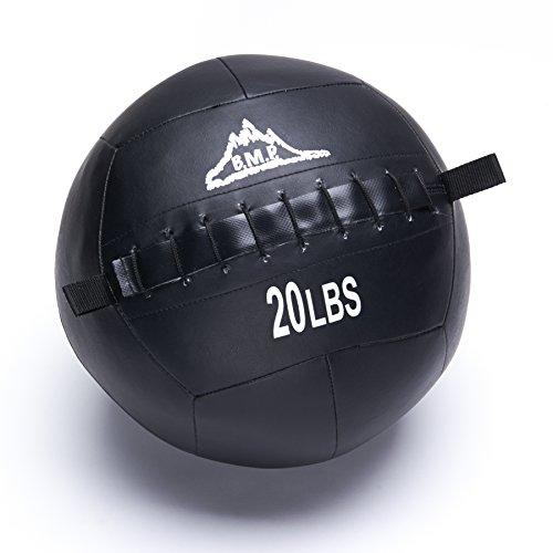 Black Mountain Products - Pelota de Fitness para Entrenamiento de Fuerza y Resistencia, 9 kg