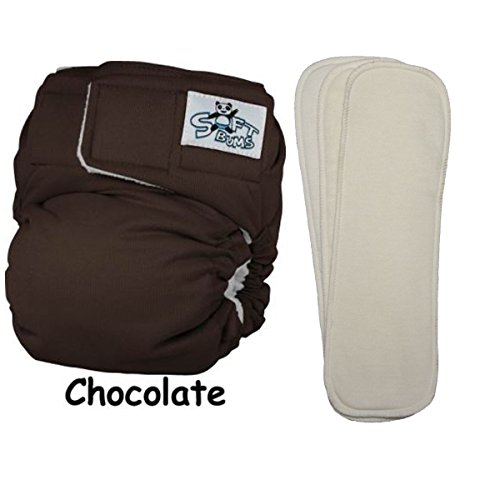 Softbums Cloth Diaper BAMBOO Set