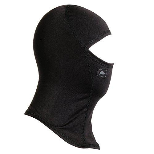 Turtle Fur Kids Comfort Shell UV Ninja Face Mask Lightweight Balaclava Black