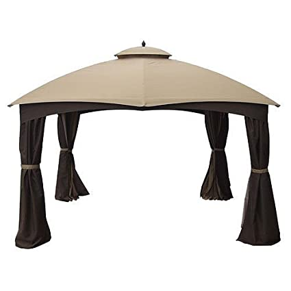 garden winds replacement canopy for the lowes dome gazebo - Garden Winds Gazebo