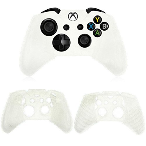 Sinfu 1x Silicone Rubber Skin Case Protective Durable For Xbox One Wireless Controller Hobbies Toy ()