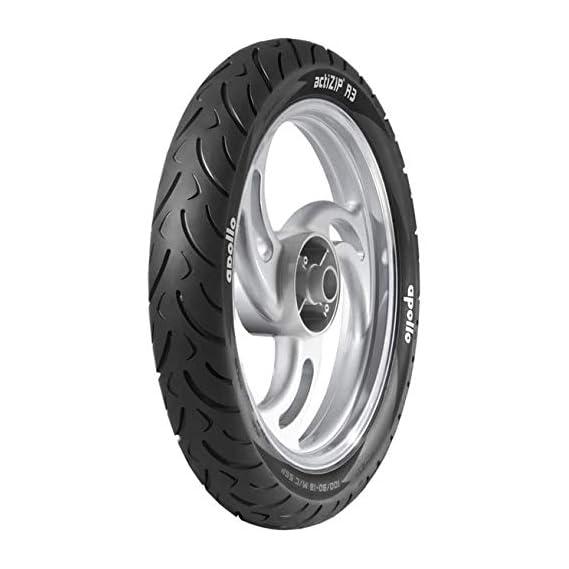Apollo Actizip R3 110/80-17 Tubeless Rear Tyre
