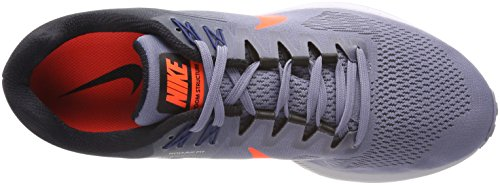 's 21 NIKE Schwarz UK Shoes Dark Total Men 5 Crimson Blue Zoom Structure Multicolor 11 406 Navy Air Sky Training 5XFgFwq