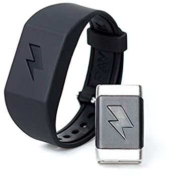 Image of Pavlok Shock Clock Wake Up Trainer – Wearable Smart Alarm Clock - Never Hit Snooze Again Home and Kitchen