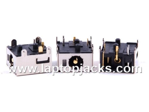 HP Pavilion TX1000, TX1100, TX1200, TX1300, TX1400, TX2000, TX2100, TX2200, TX2300, TX2400, TX2500, TX2600 TX2-1000, TX2-2000 DC Power Jack