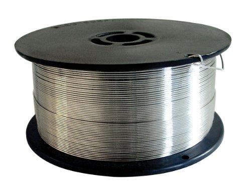 Shark 12042 ER4043 Shark - Bobina de alambre de aluminio MIG, 0.030-Inch Wire