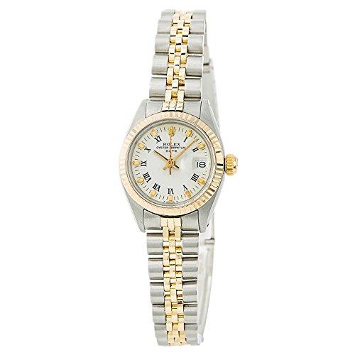 Rolex Date Automatic-self-Wind Female Watch 6917 (Certified (Ladies Rolex Date Watch)