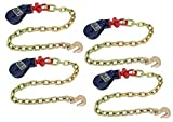 Mytee Products 2 Ton Snatch Block w/Chain Flatbed