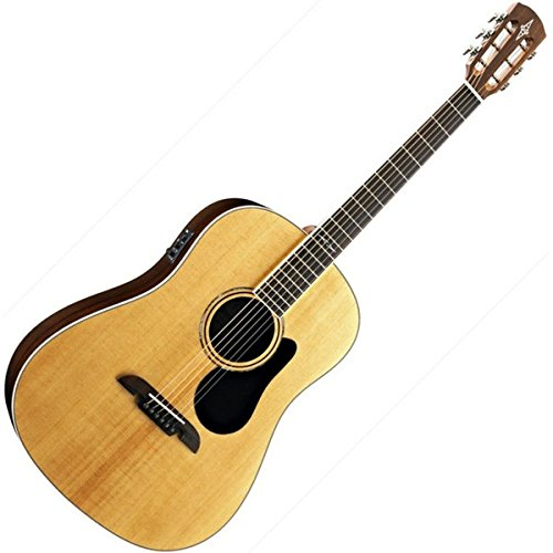 t 70 Series Sloped Shouldered Dreadnought Acoustic-Electric Guitar ()
