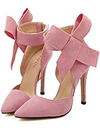 Amazon.com: Pink - Pumps / Shoes: Clothing, Shoes & Jewelry