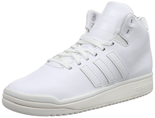 Ftwr Chaussures White Basketball de Ftwr Veritas adidas Lea Wei White Chalk White Adulte Mixte Blanc zHURxwq
