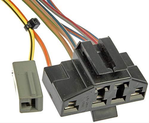 (1983-95 Mustang & Cobra Ignition Control Module Wiring Plug)