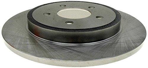 ACDelco 18A1689A Advantage Non-Coated Rear Disc Brake Rotor