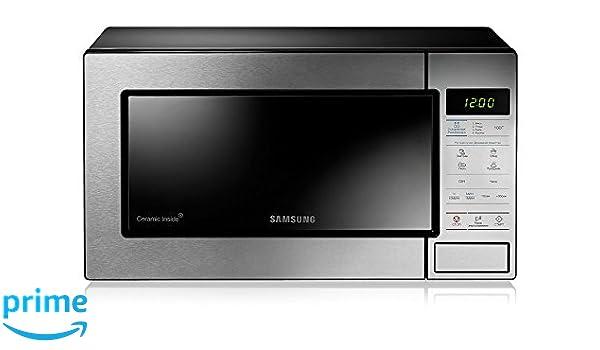 Samsung GE83M Encimera 23L 1200W Acero inoxidable ...