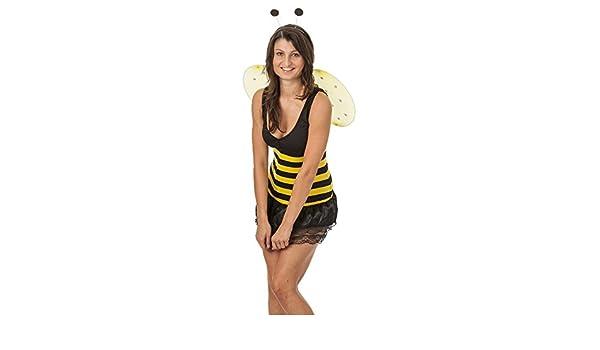 R de lencería abeja Maya Disfraz Abejas con muchos accesorios 3 ...