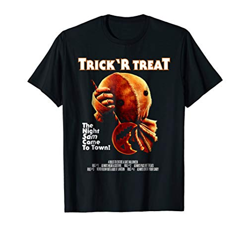 Trick 'r Treat Halloween Mashup T-Shirt For Men Women Kids