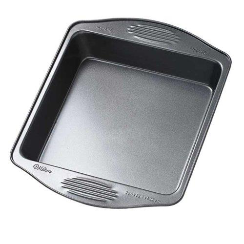 Wilton Excelle Elite 9-Inch Square - 9 Square Inch Pan