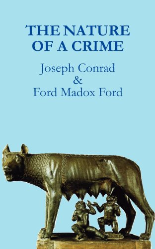 book cover of The Nature of Crime